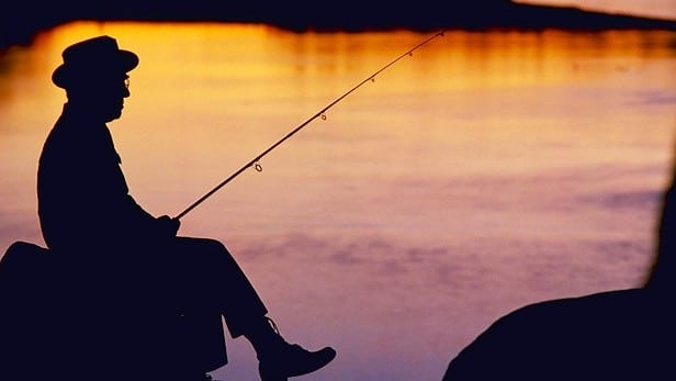 Why is marketing like fishing ?