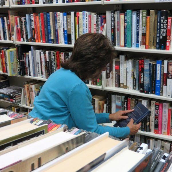 bookshop customer service