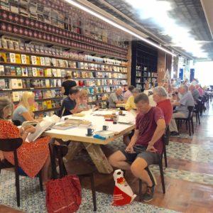 bookshop layout